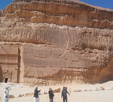 Mada'in Saleh 01