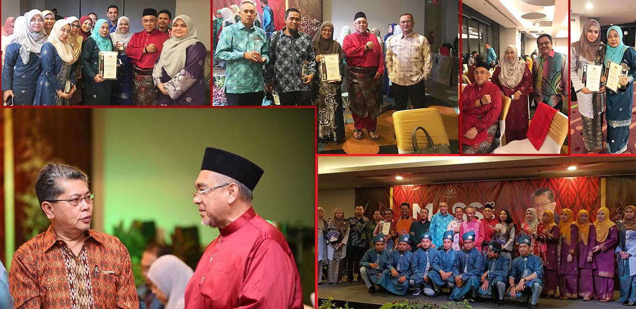 Majlis Anugerah Sijil Pematuhan SAGA (MASS) 2018
